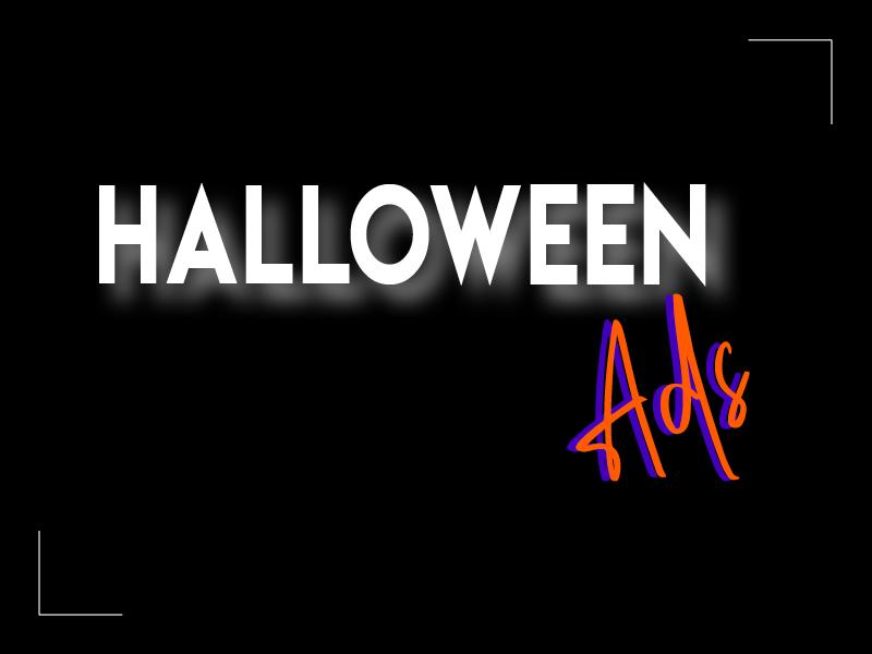 Halloween Ads 2018