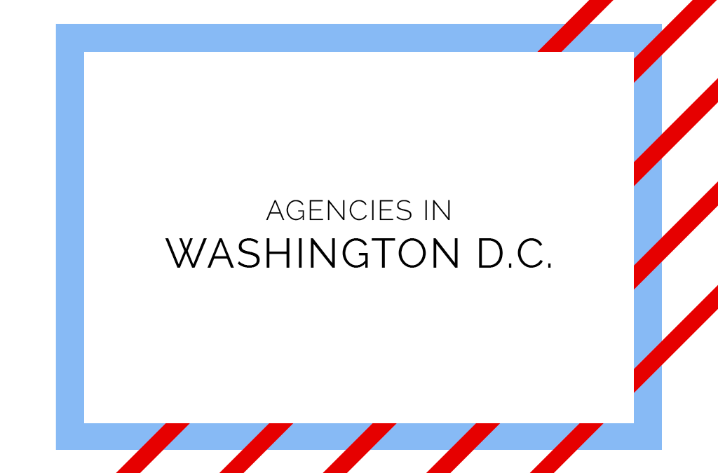 Agencies in Washington D.C.