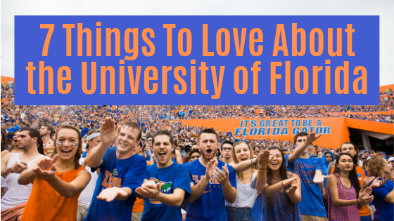 7 Things to Love About UF
