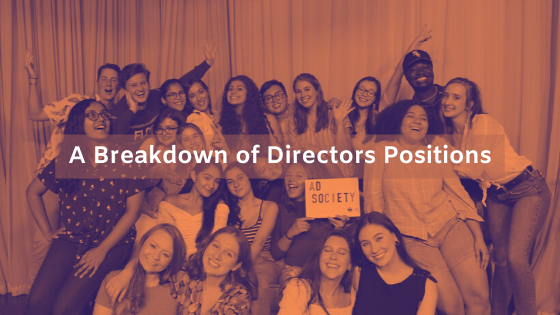 A Breakdown of Directors Positions