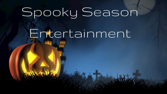 Spooky Books & Movies