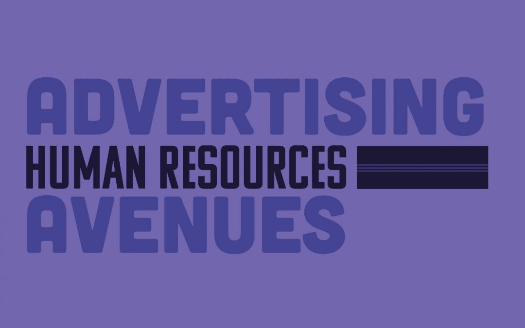 Advertising Avenues: Human Resources