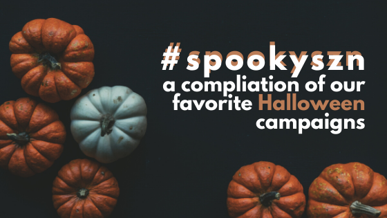 #SpookySzn Campaigns