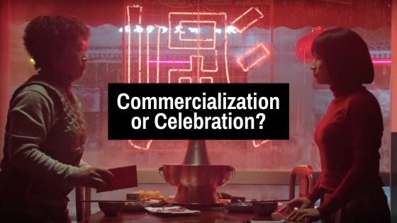 Commercialization or Celebration?