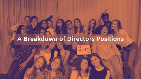 A Breakdown of Directors Positions