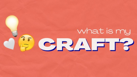 What's My Craft?